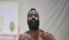 James Harden Is Looking Really, Really Jacked This Offseason (PIC)