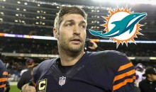 Miami Dolphins Reportedly Agree To One-Year Deal With Jay Cutler