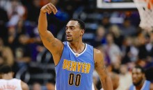 "Nuggets Forward Darrell Arthur Says Their Team Is a Contender: ""Right Up There With Golden State"""