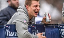 Rob Gronkowski Will Have 69 Family Members & Friends At The Super Bowl
