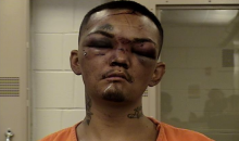 Man Tries To Carjack 3 Football Players With Fake Gun, Gets Beaten To A Bloody Pulp
