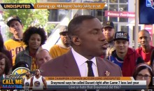 Shannon Sharpe Fires Back At Fox Sports' Clay Travis: 'I Don't F*ck With You'