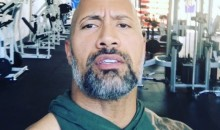 The Rock Donates $25,000 to Harvey Relief, Sends Inspirational Message to People of Houston (Video)