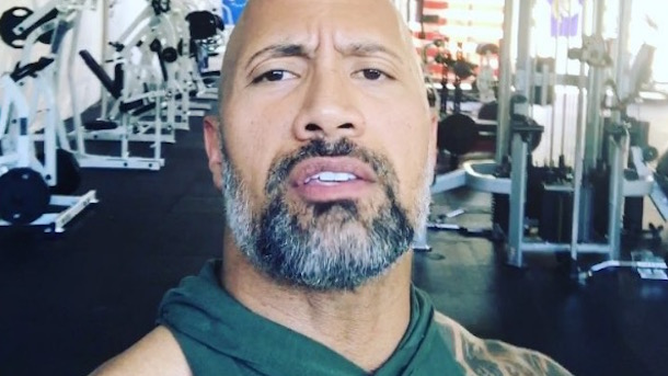 the rock donates $25,000 to houston relief