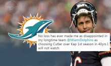 Social Media Reacts To Jay Cutler Signing With The Miami Dolphins (TWEETS)