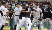 Justin Verlander Has Hilarious Reaction to Yankees-Tigers Brawl (Tweet)