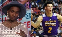Rapper Lil B Threatens To Curse Lonzo Ball After Disrespectful Comments About Nas
