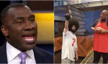 Shannon Sharpe Angered by Jason Whitlock's Colin Kaepernick Skit, Plans To Talk With Head of Fox Sports