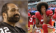 NFL Legend Franco Harris Says Players In His Day Would Have 'Dealt With' Kaepernick Disrespecting Anthem (AUDIO)