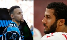 Steph Curry Voices His Support For Colin Kaepernick: 'He Definitely Should Be In The NFL'