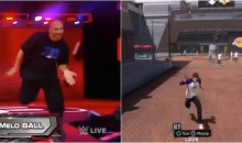 LaVar Ball's Run To WWE Ring To Be Featured in NBA 2K18 (VIDEO)