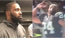"Jets' Jordan Jenkins Said Marshawn Lynch Dancing ""Pissed Me Off"" (VIDEO)"