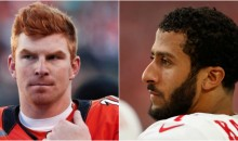 REPORT: Bengals Players Want Colin Kaepernick To Replace Andy Dalton