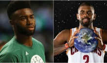 Kyrie Irving May Already Be Turning His Teammates Into Flat-Earth Truthers (VIDEO)