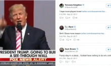 NFL Players React to Donald Trump Saying 'Son of a B*tch' Anthem Kneelers Should Be Fired (VIDEO + TWEETS)
