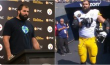 Steelers' Alejandro Villanueva Publicly Apologizes For Coming Out During Anthem & Embarrassing Teammates (VIDEO)