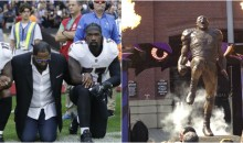 Petition Started To Remove Ray Lewis Statue From Ravens Stadium Because He Kneeled