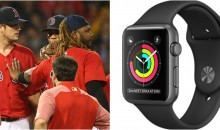 REPORT: Boston Red Sox Used Apple Watches To Steal Signs Against Yankees