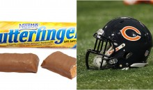 Chicago Bears Get Into a Twitter Fight With Butterfinger Candy Bar & Gets Absolutely Roasted (TWEETS)