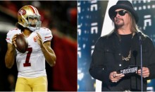 Kid Rock Says Kaepernick is Unemployed Because He Sucks, Not Because of Protest