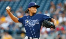 Chris Archer Wants to Take a Knee During Anthem, But Can't Because Teammates Don't Like It