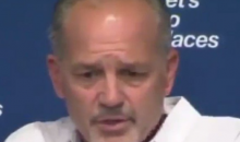 Chuck Pagano Credits The 49ers For Whooping Their Ass, But They Actually Played The Rams (VIDEO)