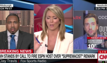 Fox Sports' Clay Travis Got Kicked off CNN For Repeatedly Talking About Boobs Instead of Jemele Hill (VIDEO)