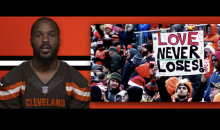 Several Cleveland Browns Players Appeared In A Pre-game Video on Racial Inequality (VIDEO)