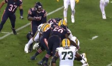 Bears' Danny Trevathan Suspended 2 Games For Hit On Davante Adams (VIDEO)