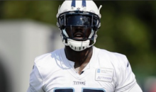 Delanie Walker Delivers The Perfect Response To The People Who've Sent Racist Remarks & Death Wishes To Him & His Son