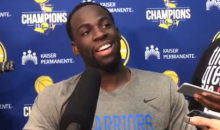 "Draymond Green on LeBron Calling Trump a 'Bum': ""I Respect It"" (VIDEO)"