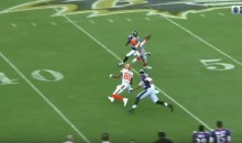 Browns' Duke Johnson Just Caught a Spectacular One-Handed Catch Against The Ravens (VIDEO