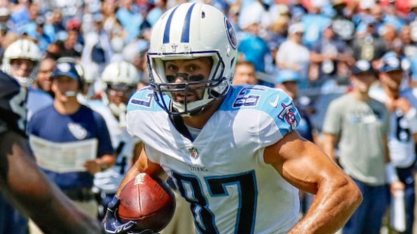 Former Bronco, Eric Decker, Announces Retirement