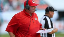 The First Time Andy Reid Met Eagles Owner, He Ordered 3 Steaks For Himself (TWEETS)