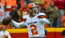 REPORT: Manziel Demands CFL's Tiger-Cats To Sign, Trade, or Release Him Within 10 Days