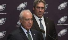 Eagles Owner Jeffrey Lurie, Who Once Signed Riley Cooper, Says Kaepernick is 'Disrespectful To Anthem