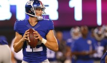 Jags Sign QB Ryan Nassib, Who Has Thrown 10 Passes in 4-Year NFL Career