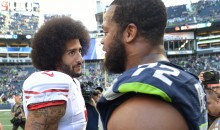 Kaepernick Says He Stands With Michael Bennett After 'Disgusting & Unjust' Actions By Law Enforcement