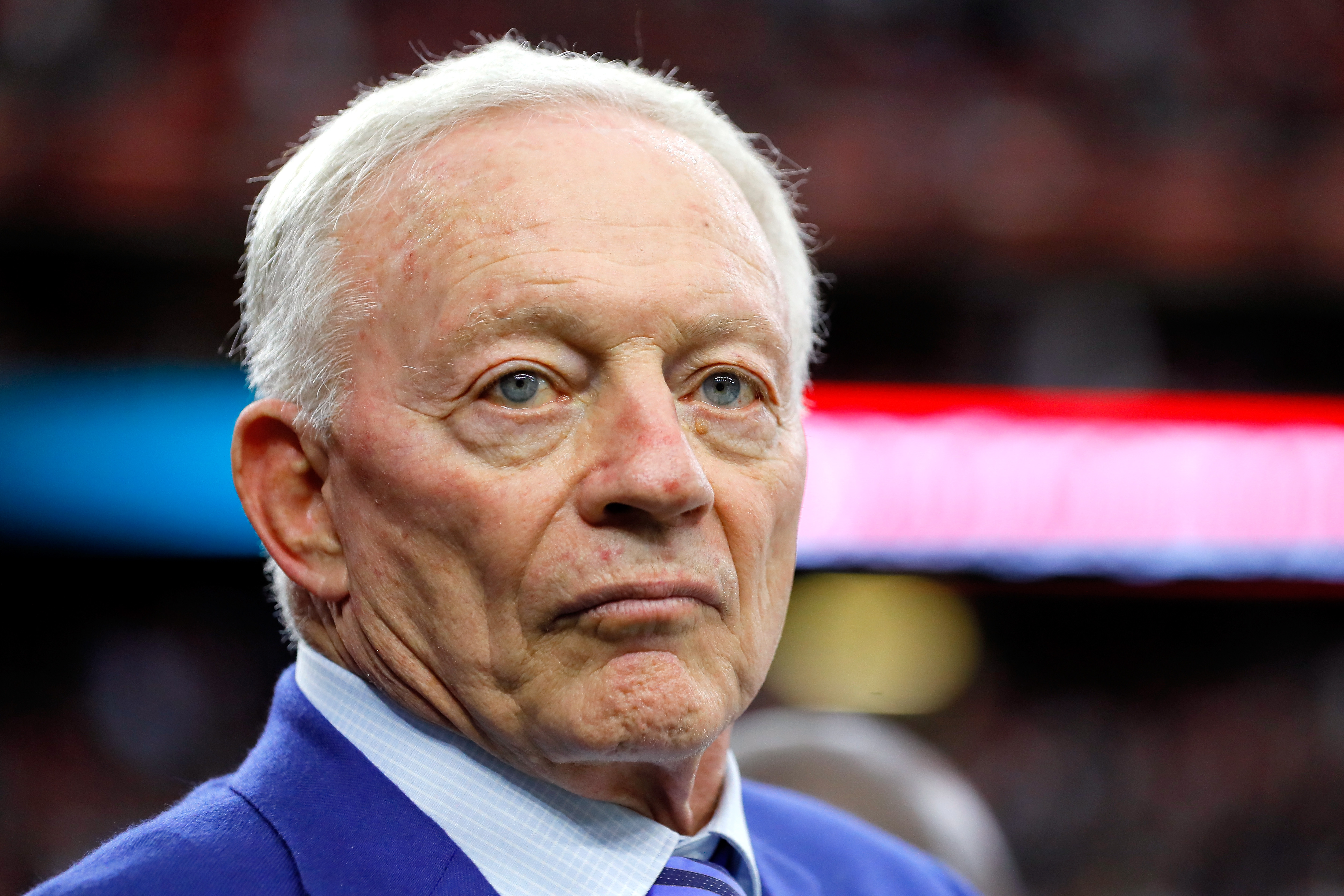 Jerry Jones Is