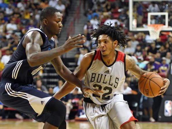 2017 Las Vegas Summer League - Dallas Mavericks v Chicago Bulls