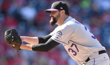 Rockies Reliever and Baseball Card Collector Pat Neshek Explains What a Jerk Zack Greinke Is After Autograph Snub (TWEET)