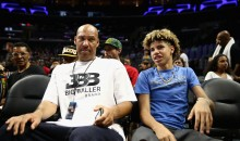 LaVar Ball on LaMelo's Eligibility: 'NCAA Ain't Going To Tell Me Sh*t'