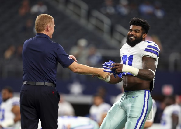 Indianapolis Colts v Dallas Cowboys