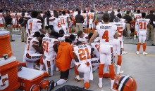 Cleveland Cops Say They Won't Participate in Flag Ceremony After Browns Players Kneeled During Anthem
