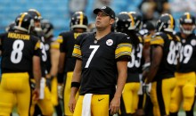 Ben Roethlisberger Regrets Not Coming Out For Anthem: 'Protest Shouldn't Occur During National Anthem'