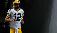 Packers QB Aaron Rodgers Gifted Tickets To Tonight's Game To Local Green Bay Police Officers