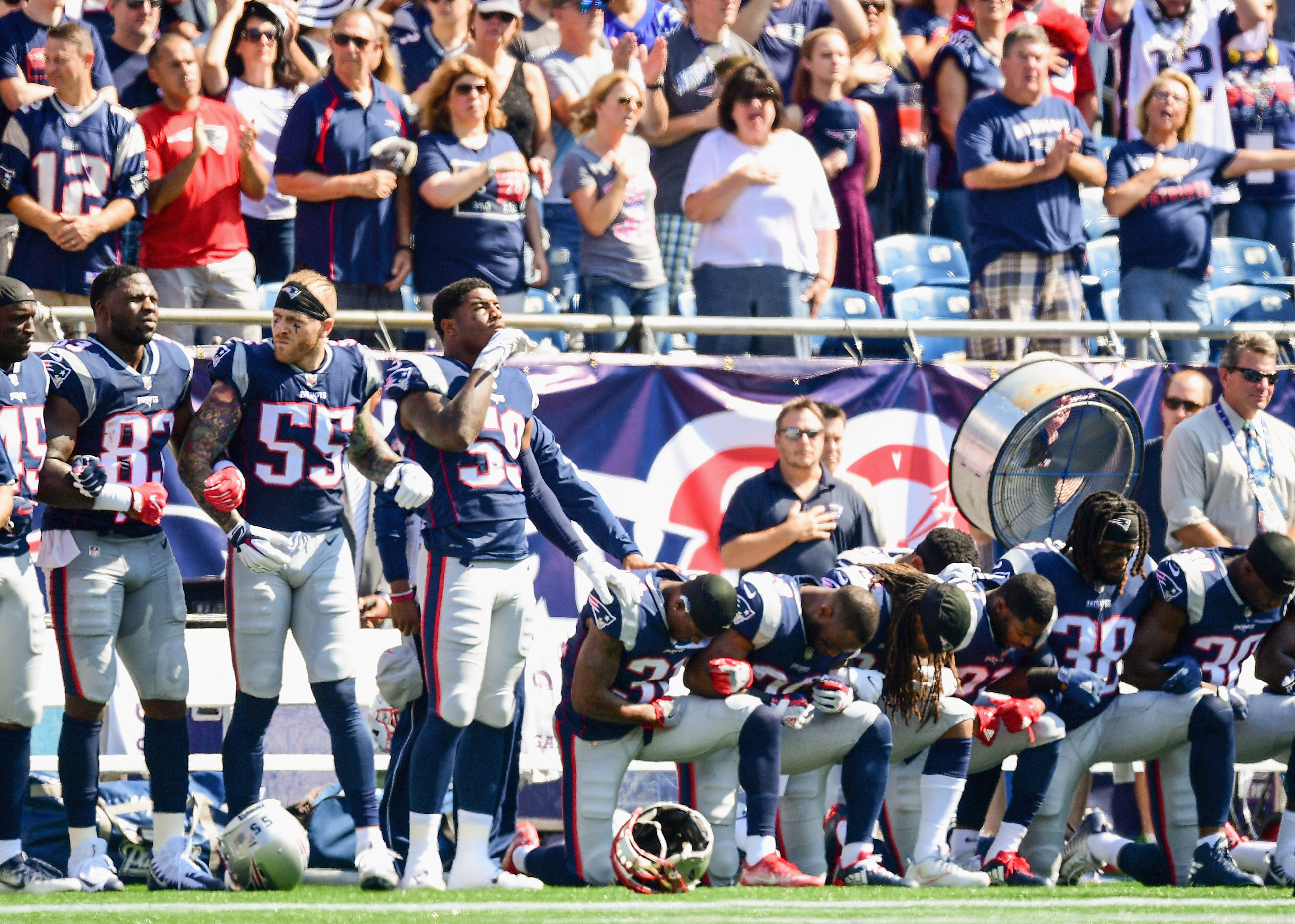 DirecTV allowing National Football League refunds around player protests
