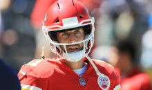 "Alex Smith Finds It Odd That Trump ""Couldn't Condemn Violent Neo-Nazis"" But Lashed Out At NFL Players"