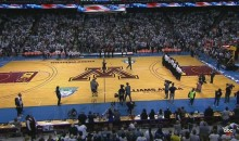 LA Sparks Kick Off WNBA Finals National Anthem Protest By Leaving Court (PHOTOS)