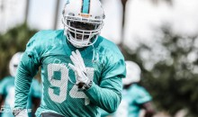 REPORT: Miami Dolphins Filed Missing Persons Report After Lawrence Timmons Went Missing
